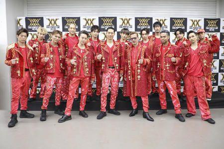 【記事】EXILEパーフェクトイヤー開幕「派手な1年に」福岡・ヤフオク!ドーム「EXILE PERFECT LIVE2001→2020」初日公演。ATSUSHI「僕たちにとっても特別な年になる。一生忘れられない1年を、皆さんと一緒に過ごしていきたいです」