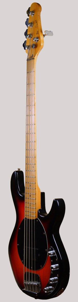Jim Reed MM5 Bass at Ukulele Corner