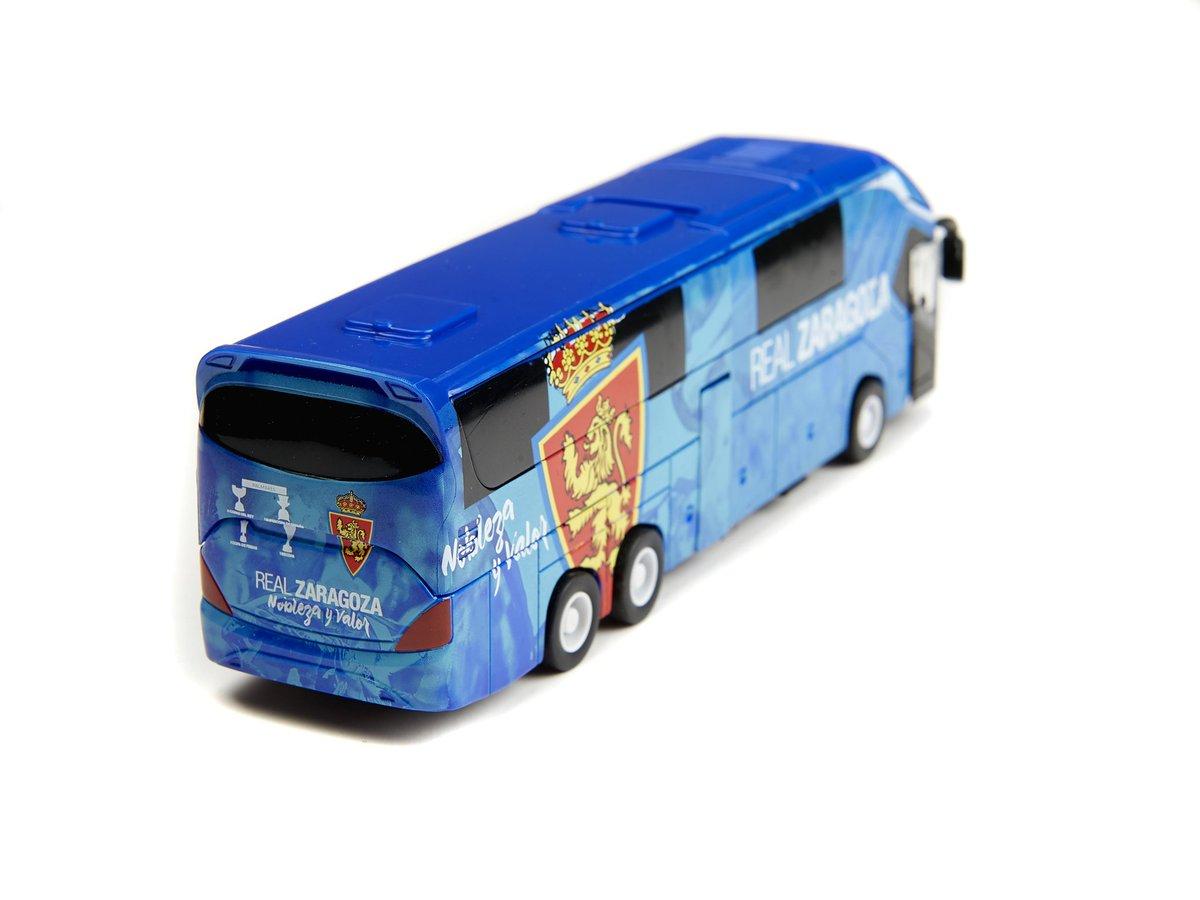 Eleven Force Bus Real Zaragoza