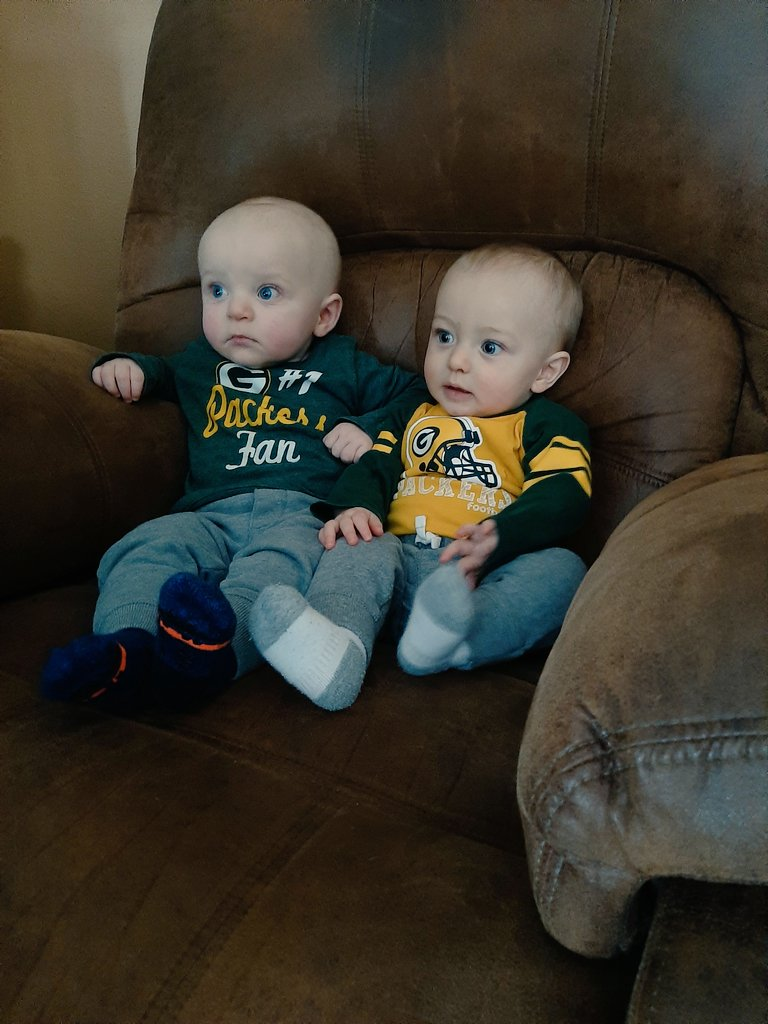 All I want for my Birthday is a Packers W #futureSmithBrothers? #PackerRollCall #GoPackGo