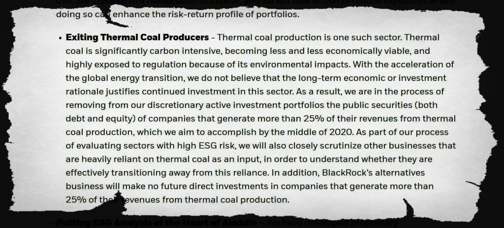 BlackRock is the canary in the coalmine. Its decision to dump coal signals what's next https://kevinswildside.wordpress.com/2020/01/20/blackrock-is-the-canary-in-the-coalmine-its-decision-to-dump-coal-signals-whats-next/ …pic.twitter.com/sROprEMyG8