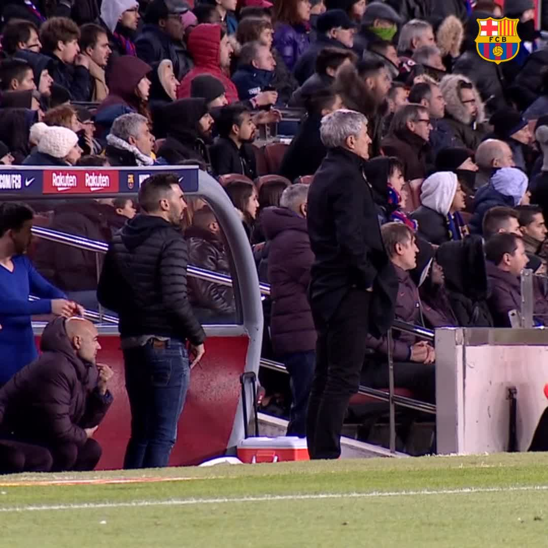When the team you now manage nets its first goal. @QSetien #BarçaGranada
