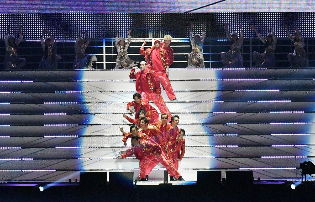 「#EXILE  PEPFECT LIVE 2001▶️2020」が福岡ヤフオク!ドームからスタート‼️これぞEXILE‼️これでこそEXILE‼️PERFECT YEARの幕開けにふさわしい、すばらしいライブでした。EXILEパーフェクトイヤー開幕「派手な1年に」