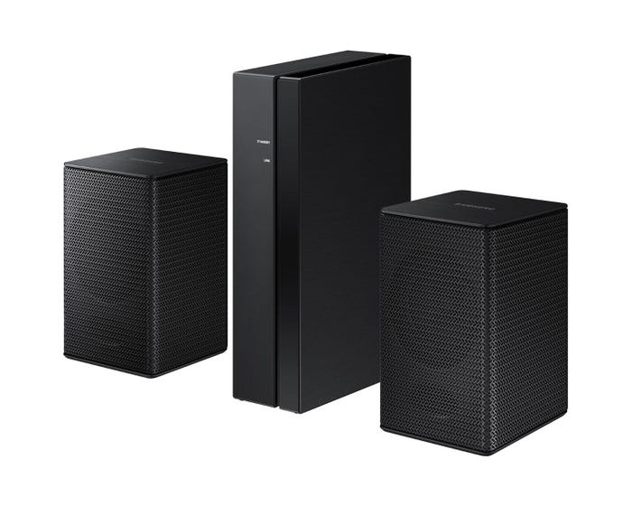 Add 160W of power to your system with the @SamsungCanada wireless rear speaker kit for a truly immersive surround sound experience. ONLY $128.00 for this *Clearance* at @LastmansBadBoy http://bit.ly/2NyjZoWpic.twitter.com/mpg2t2iv0M