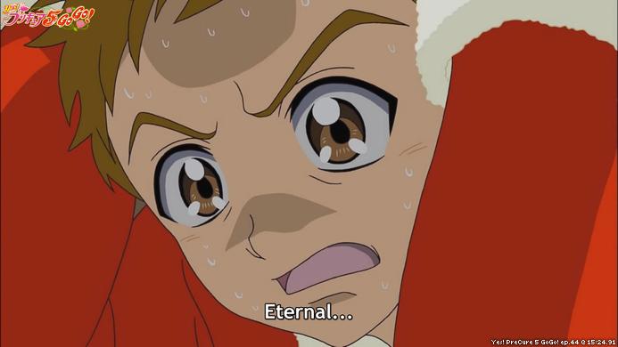 "Yes! PreCure 5 GoGo! ep.44 @15:24.91 ""Eternal..."" #PreCurepic.twitter.com/aIu5p5qYFa"