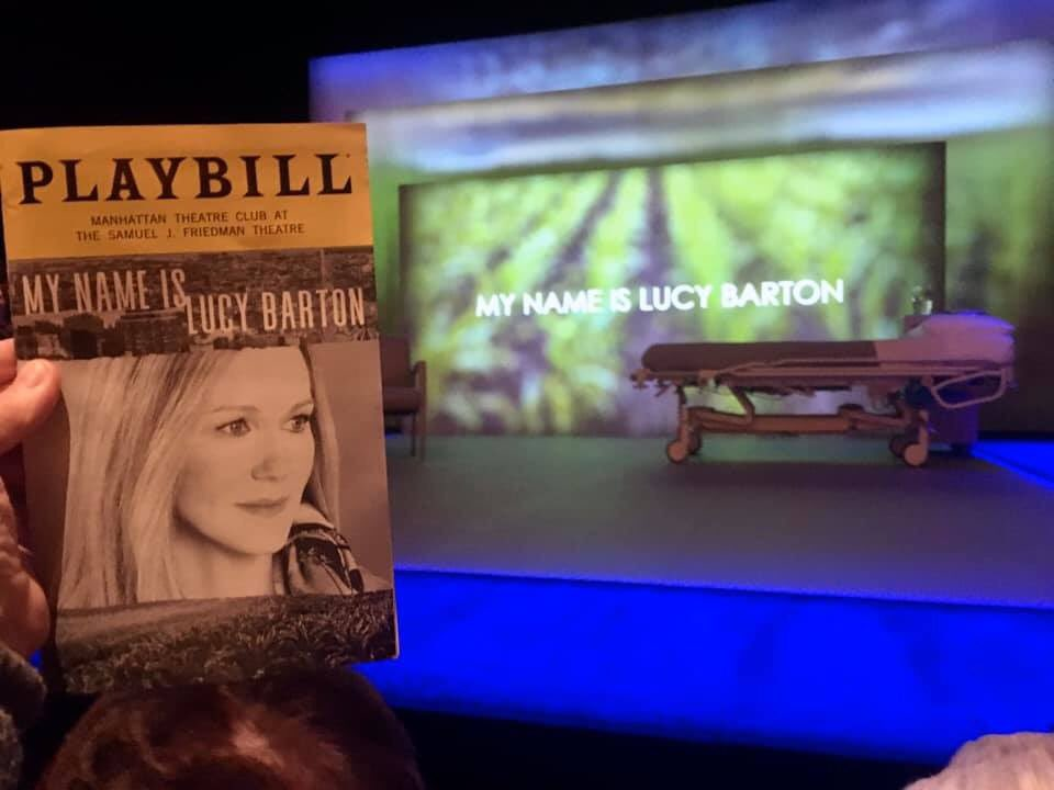 #MyNameIsLucyBarton  #LauraLinney   Always love seeing her perform on stage but this play was not what I had hoped for or expected. Pretty bad.  Soooo boring   Wanted to leave but couldn't.  #ManhattanTheatreClub @MTC_NYC #SamuelJFriedmanTheatrepic.twitter.com/WPYUl41QQl – at Samuel J. Friedman Theatre
