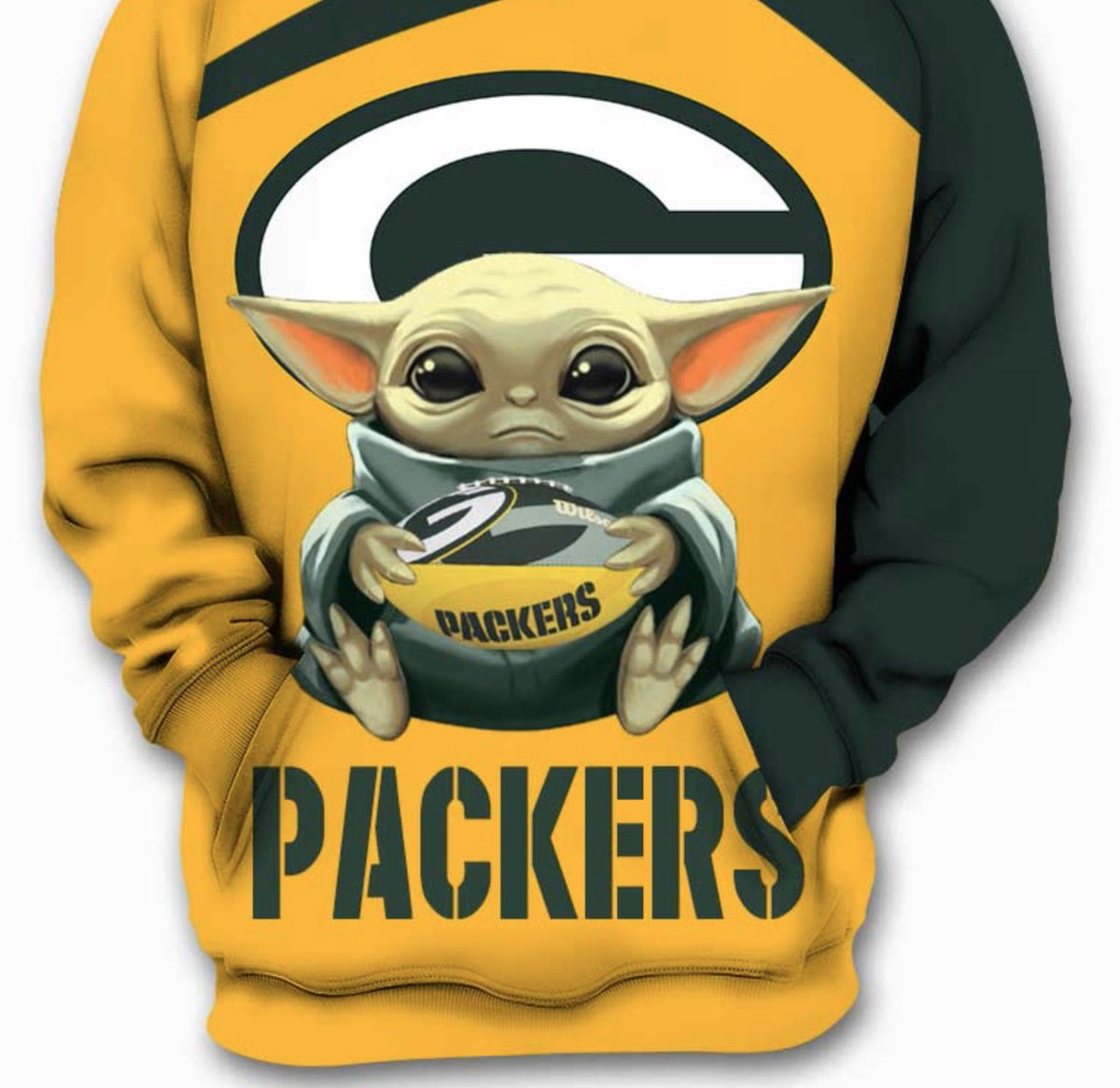 Game time!! Let's go @packers!
