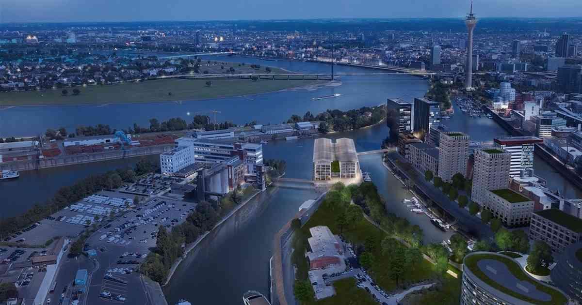 So soll der Düsseldorfer Medienhafen mit Ingenhovens Pier One aussehen https://www.wz.de/nrw/duesseldorf/so-soll-der-duesseldorfer-medienhafen-mit-ingenhovens-pier-one-aussehen_aid-48423107?utm_term=Autofeed&utm_medium=Social&utm_source=Twitter#Echobox=1579477115…pic.twitter.com/s5SFhkWTB7