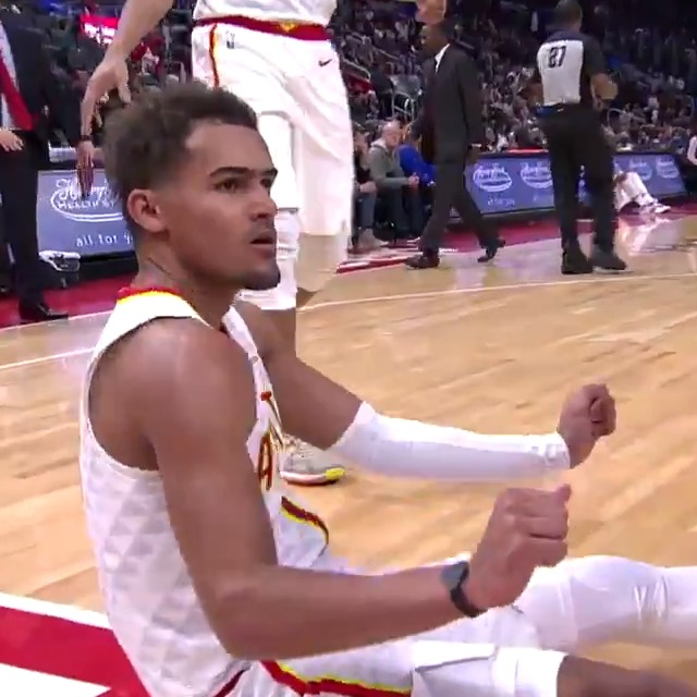Handles, ball-fakes, deep range... Trae Young has it all in his bag! ❄️  Run through @TheTraeYoung's best plays of the season before tomorrow's @ATLHawks #MLKDay action vs. Toronto at 2:30pm/et on @NBATV.