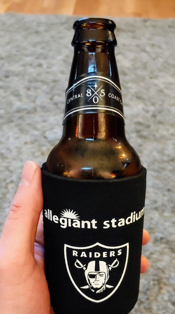 Cheers! #RaiderNation