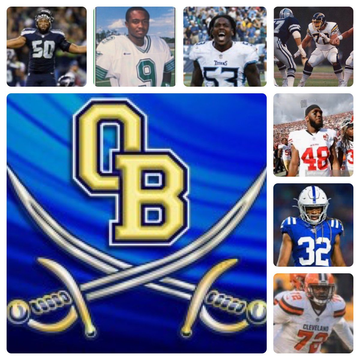 It came to my attention that there are people that are down talking OB  & trying to get our kids to leave I would like to remind everyone this is #OBPride These guys did ok with some OB coaches. Not to mention the countless players who are on NCAA teams right now! #OBPRIDE4LIFE<br>http://pic.twitter.com/bogBWVIDbC