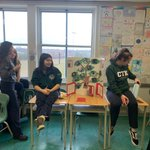 Image for the Tweet beginning: Grade 12 Book Fair
