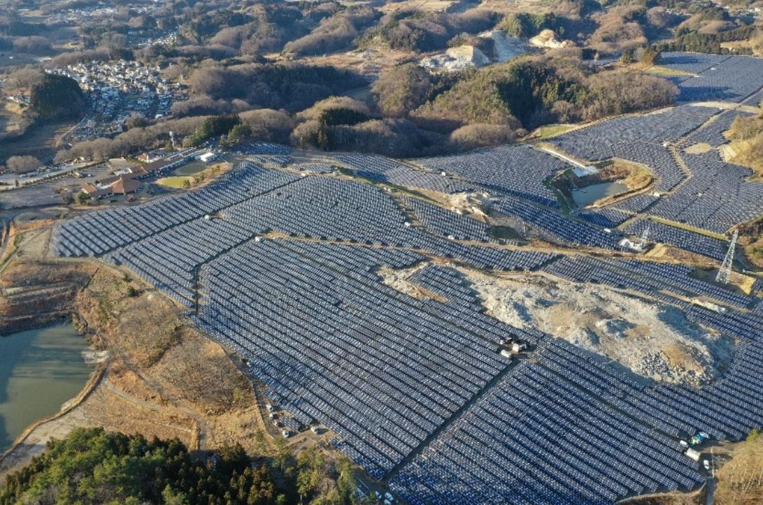 このキャッチコピーは魔法の言葉。→「地球にやさしい」を実践するリソルグループのメガソーラー 約37MWの「福島石川太陽光発電所」が売電開始