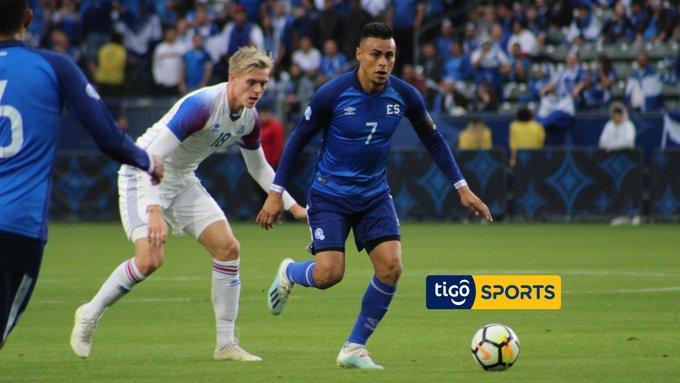 19-1-2020 - Juego de entrenamiento El Salvador 0 Islandia 1. EOsFguWWoAAhuzt?format=jpg&name=small