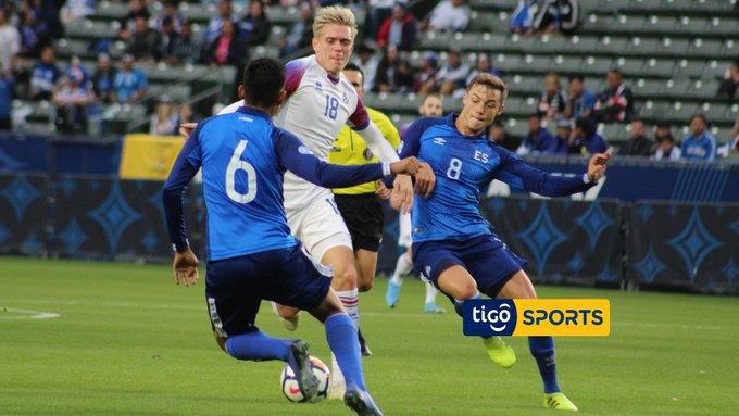 19-1-2020 - Juego de entrenamiento El Salvador 0 Islandia 1. EOsFgugX4AYxJ5D?format=jpg&name=small