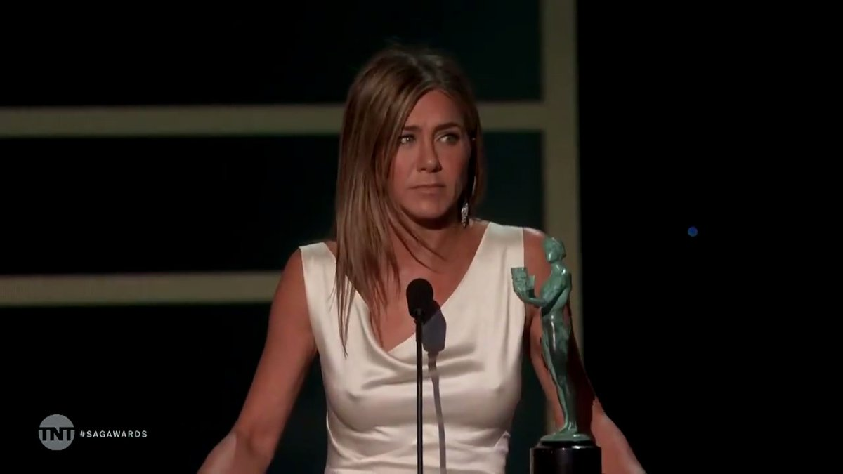 SAG Awards: 10 things to know, from Jennifer Aniston's emotional speech to 'Parasite's' big win