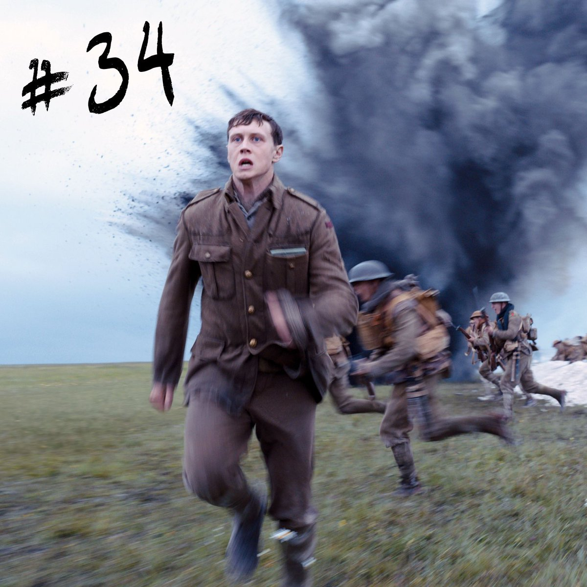 I think we accidentally did a legit movie review/critique on this one.  Sorry about that . Try to enjoy it anyway. #1917 #1917movie #1917podcast #1917moviereview #ComedyPodcast #MovieTalkPodcast #podernfamily #podnation #podcast   #moviepodcast  #ComedyPodcast #MovieTalkPodcastpic.twitter.com/8quMo36aBI