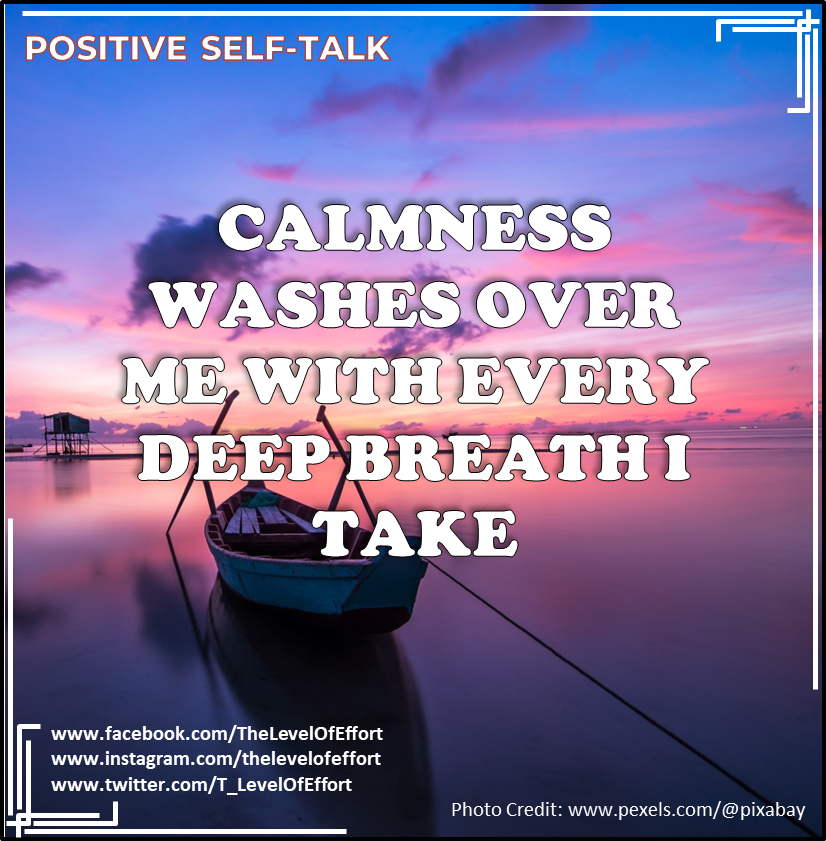 """Calmness Washes Over MeWith Every Deep Breath I Take"" #TLOE #Positiveselftalk #Motivational #Inspirational #selftalk #nyc #dubai #london #nz #Quoteoftheday #selflove #selfcare #mentalhealth #selfreminder #selftalkmatters #selftalksoultalkpic.twitter.com/9MPhyf2BTt"