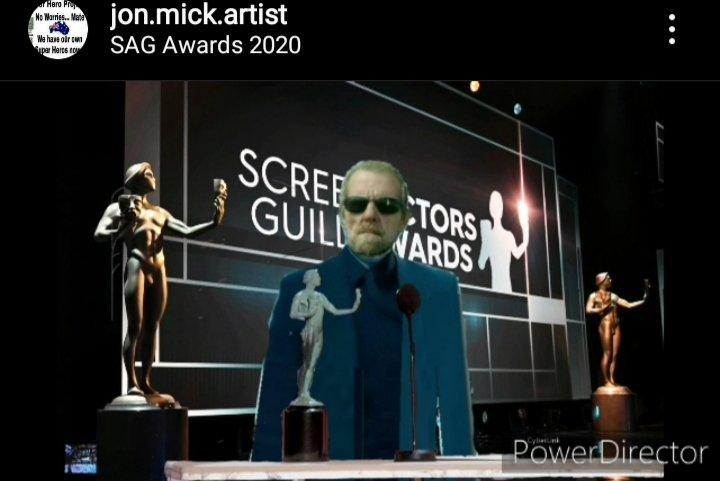 @SAGawards - #Winner   @SMH @THR @EW  #JonMick #ASHP  as #TheMick  Australian Super Hero Project  http://Aussie-SuperHero-Project.com   WINS for #BestActor  #Drama #ShortFilm #MemeMovie + #SpecialEffects Winner  For #MemeMovie #Technology (Sorry #ElonMusk Ha Ha Ha)  https://www.instagram.com/p/B7hiaxLgG53/?igshid=eancsrnowbzt…pic.twitter.com/dbFwCziNwG
