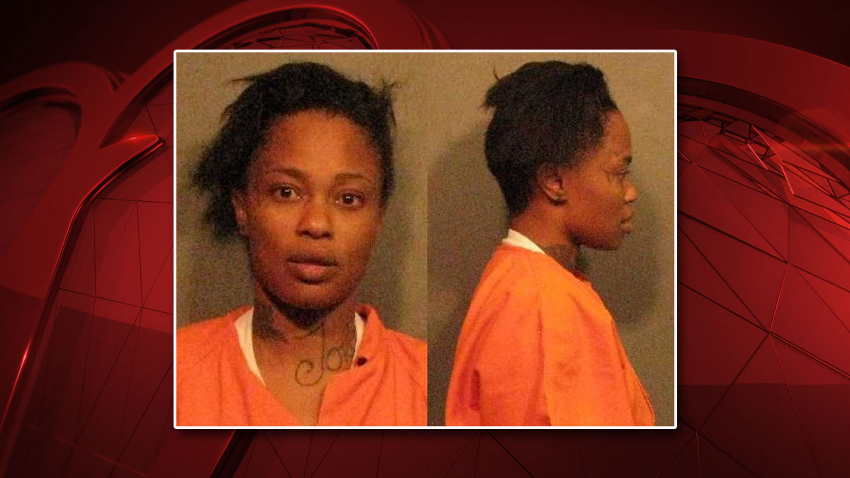 Woman arrested in Louisiana for deadly stabbing of Arlington man -->