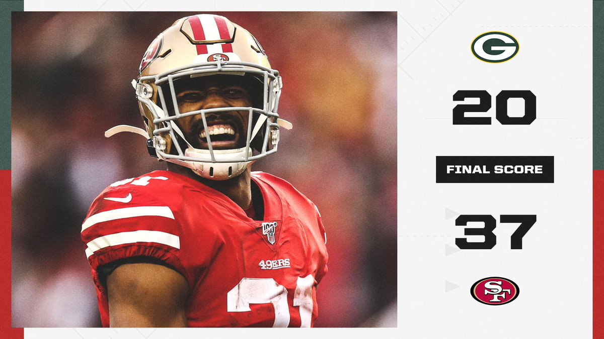 THE 49ERS ARE SUPER BOWL BOUND 💪🏆