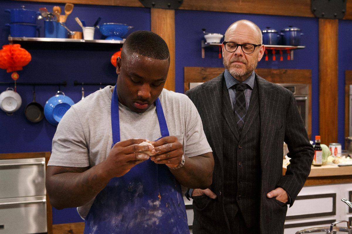 Take another look at how the recruits made out during this week's Main Dish challenge! #WorstCooks