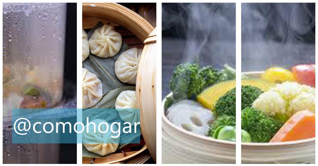 ¿Por qué cocinar al vapor?  es una buena opción para una dieta sana y baja en caloría, además, es una técnica culinaria muy sencilla, económica  y puede llegar a ser muy sabrosa. #ComidaAlVapor #ComidaSana #LibreDeGrasa @comohogar https://comovivirentuhogar.blogspot.com/2019/07/el-porque-cocinar-al-vapor.html…pic.twitter.com/P6BbOcU60c