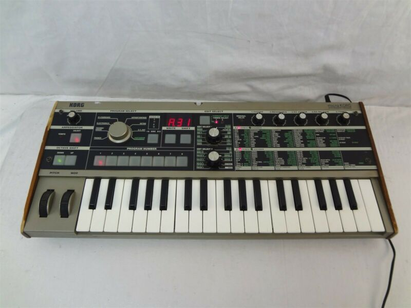 Korg MicroKorg Micro-Korg Synthesizer Vocorder Analog Keyboard Synthesis System   http://rover.ebay.com/rover/1/711-53200-19255-0/1?ff3=4&pub=5575170770&toolid=10001&campid=5338072729&customid=&mpre=https%3A%2F%2Fwww.ebay.com%2Fitm%2FKorg-MicroKorg-Micro-Korg-Synthesizer-Vocorder-Analog-Keyboard-Synthesis-System-%2F372912990688 …pic.twitter.com/UQYBs1fy3D