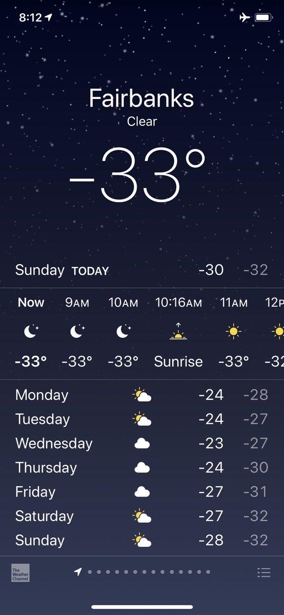 子連れオーロラ2020-26: 空港到着。 気温は、フェアバンクス、-33度。 シアトル、11度。 LA、17度。 50度差〜! 現段階では誰も風邪を引かずに帰ってきました! 4ヶ月&3歳、頑張りました! #子連れ旅 #オーロラ #アラスカ #フェアバンクス https://t.co/CsvgPRNqQY
