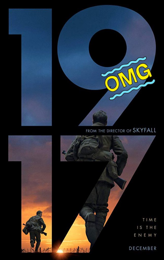 There r times when you find yourself sitting motionless on ur chair when the end credits of a movie roll , completely in awe of the genius of a movie u just watched #1917TheMovie is one of those movies for me. A masterpiece! #Hollywood #moviereaction #masterpiece #georgemackay pic.twitter.com/OY6SoWPe2j