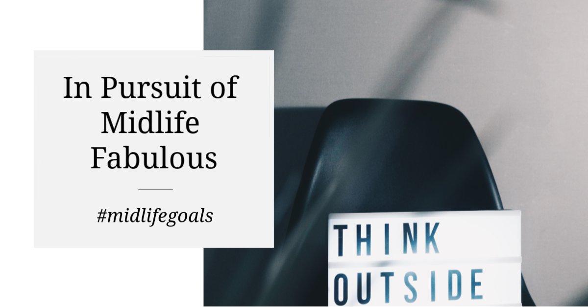 In Pursuit of Fabulous Midlife http://bit.ly/2TBTrEg #author #writer #creativehappylife #lifestyleblogger #fictionauthorpic.twitter.com/NdjTdgvyyq