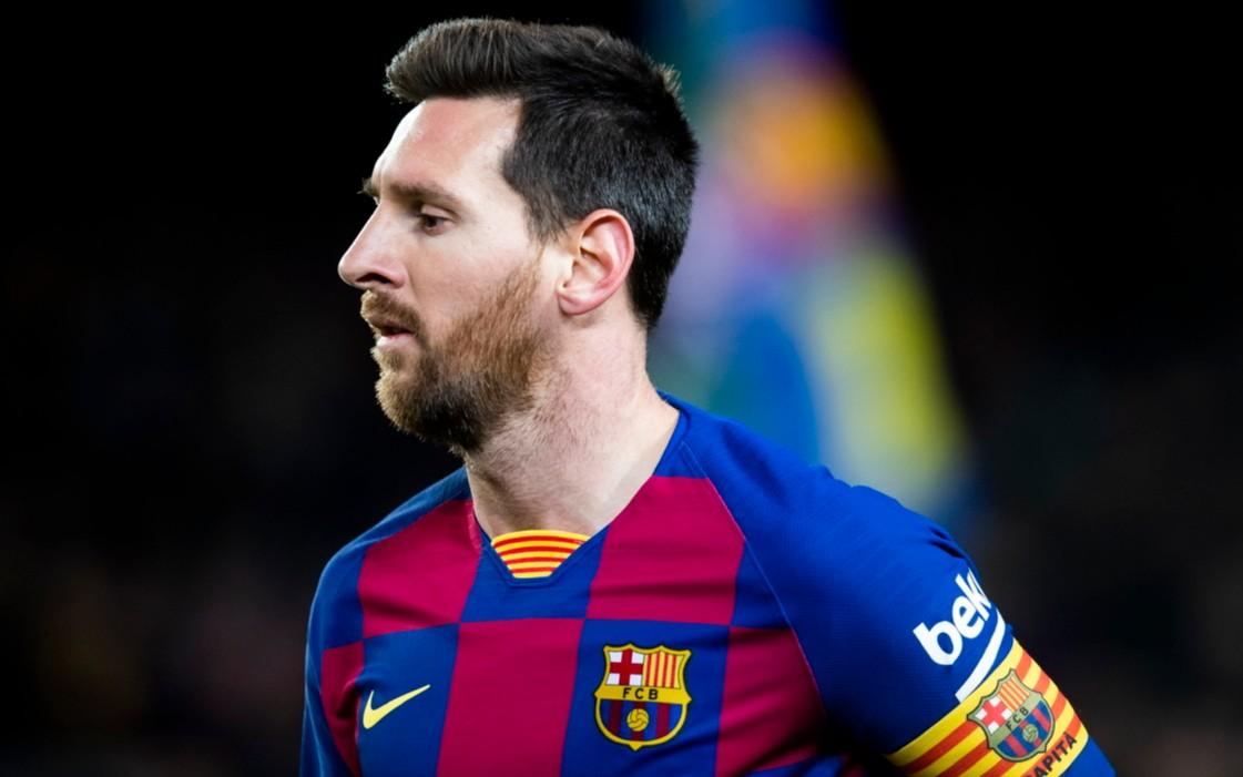 Leo #Messi: Portrait Of Victory