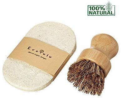 ECOLULU Set | 5 Eco Friendly Sponges for Kitchen & 1 Bamboo Dish Brush Natural Bristles | Eco Friendly Products | Biodegradable Compostable Zero Waste https://welovetheearth.com/ecolulu-set-5-eco-friendly-sponges-for-kitchen-1-bamboo-dish-brush-natural-bristles-eco-friendly-products-biodegradable-compostable-zero-waste-2/ …pic.twitter.com/WJmB0gEc62
