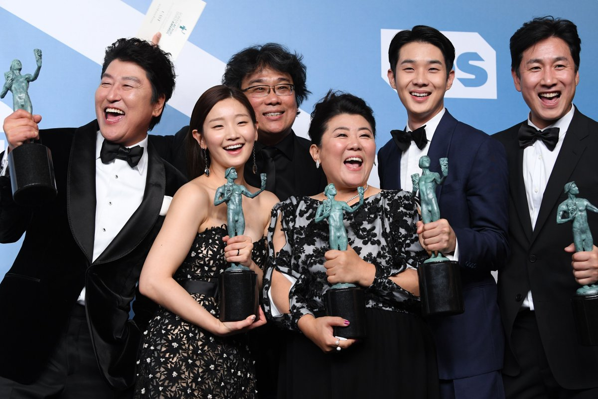 The complete list of winners from Sunday's #SAGAwards  http:// bit.ly/3at3uEw    <br>http://pic.twitter.com/gioerHhblZ