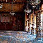 Image for the Tweet beginning: #BlueMonday in the Royal Pavilion