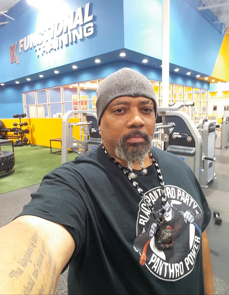 Gettin it in! #HealthIsWealth pic.twitter.com/5fXrEE0SsN