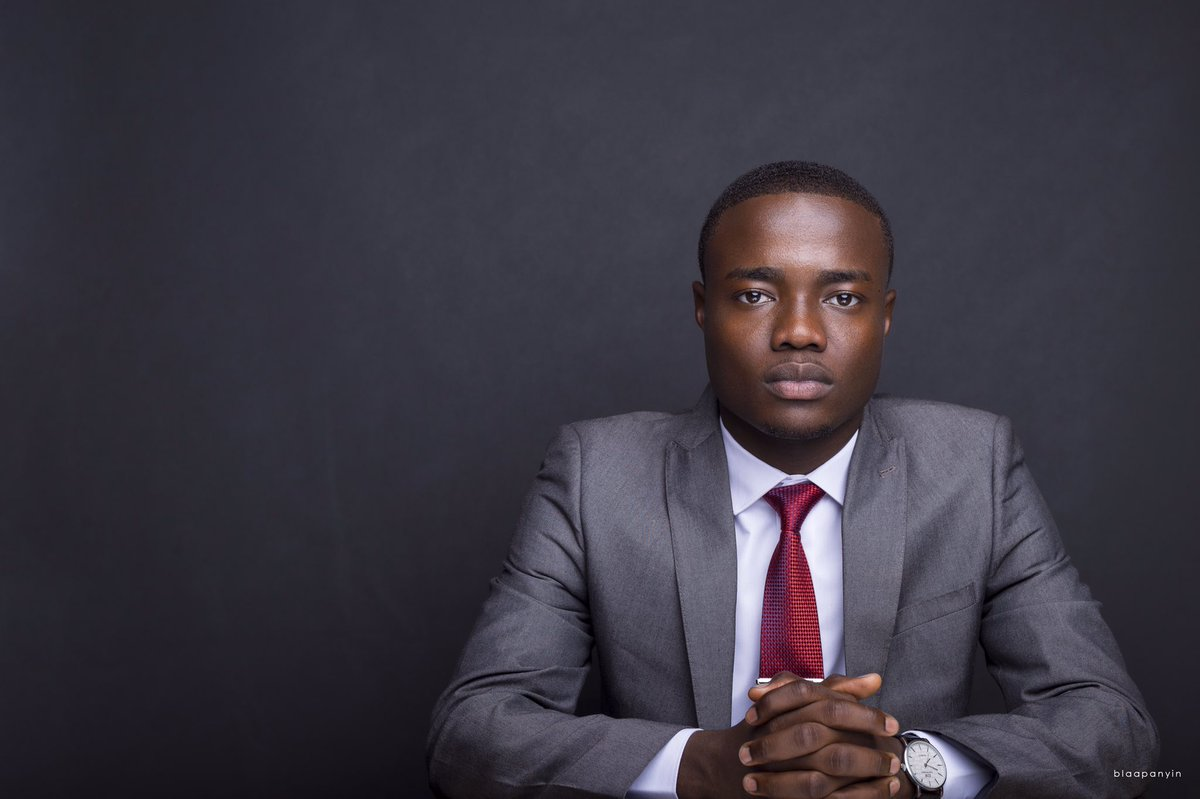 """""""The downfall of a man is not his end and it is said that when you fall, you lose if you stay down. Winners fall, rise and fight again  My name is Kwame Takyi, a third year settlement planning student.Officially  place in my bid to contest the CABESA Presidency with you in mind."""" <br>http://pic.twitter.com/FFw4q771LU"""