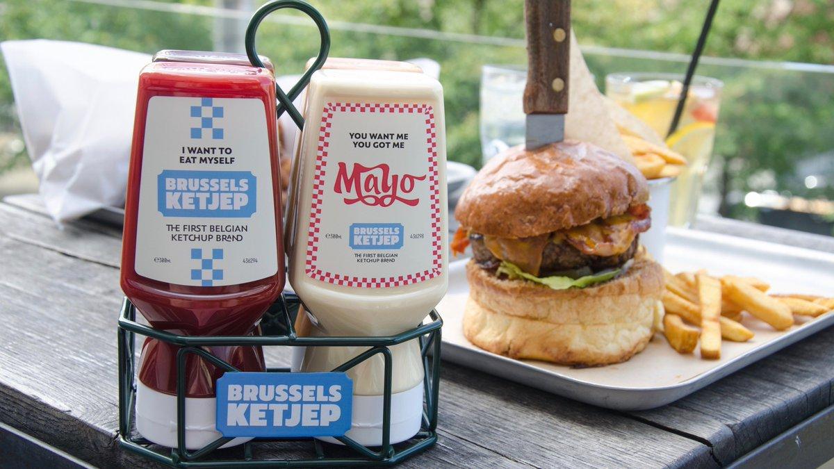 Racks are back ✌️  👉    #saucerack #saucedispenser #belgiansauce #saucebelge #belgischesaus #sauce #saus #ketchup #mayo #mayonnaise #mayonaise #belgianproduct #belgianfood