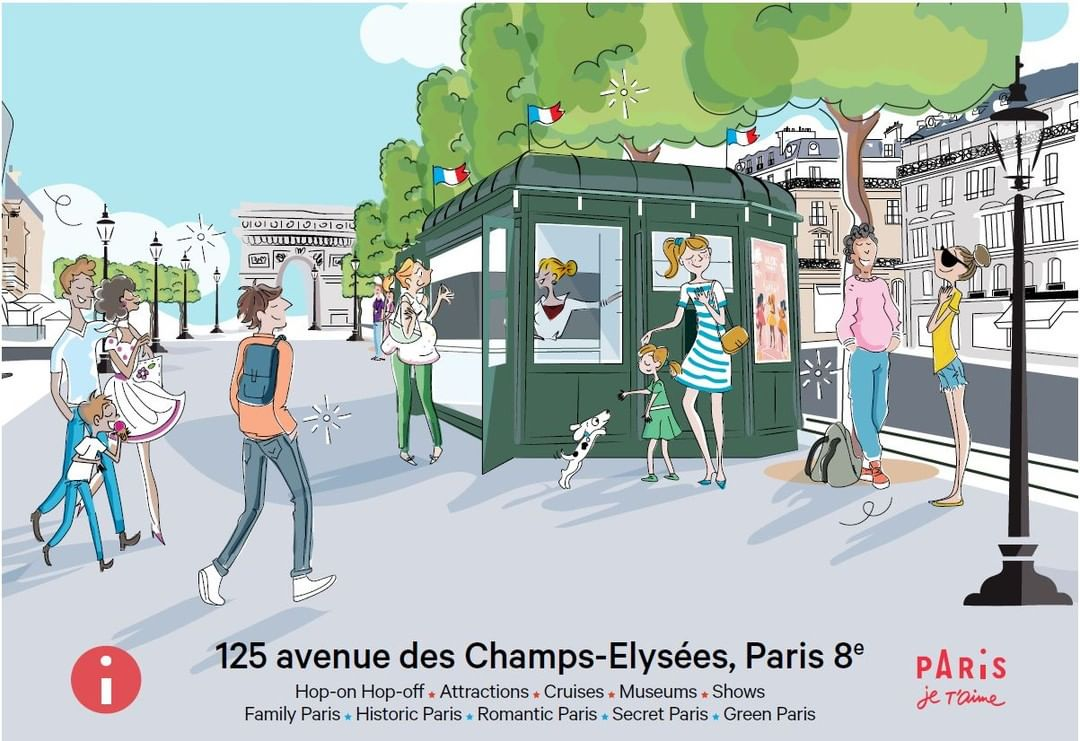 Maps of #Paris, City Guide, tourist activities, ticketing... We've got it all for you!  Visit the @OpenTourParis & @ParisJeTaime information kiosk on the #ChampsElysées every day from 10am to 8pm. #Parisjetaime<br>http://pic.twitter.com/zSPfphBfaG