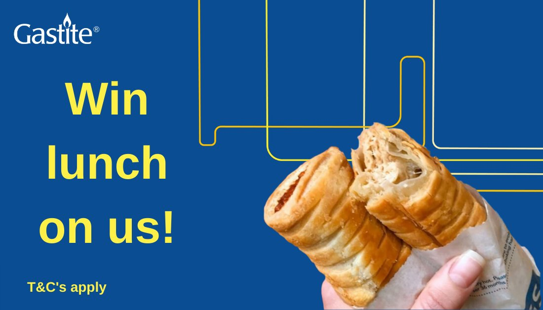Forget #BlueMonday… win lunch on us!  RETWEET THIS POST & FOLLOW US to win a £20 @GreggsOfficial voucher  Ends 7pm today.   T&Cs:  https:// buff.ly/2Nm5iVU      #MondayMotivation #Competition #win<br>http://pic.twitter.com/4sFzZ95pbq