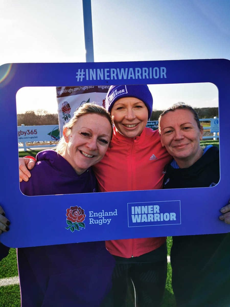 test Twitter Media - Cheshire #InnerWarriors are back! Last Saturday saw over 20 people taking part in glorious ☀️ Great fun with many returning to the game or completely new. Please feel free to come & join this fantastic group of #InnerWarriors next Saturday 10am @LymmRugbyClub https://t.co/TkBf02klYE