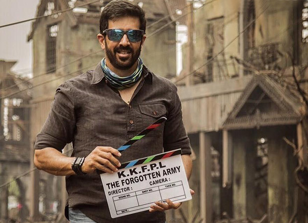 """I've lived with Forgotten Army for 20 years"", says Kabir Khan <br>http://pic.twitter.com/IwZRnsuXZK"