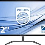 Image for the Tweet beginning: Philips 323E7QDAB/00 LCD/IPS 31.5-Inch Monitor