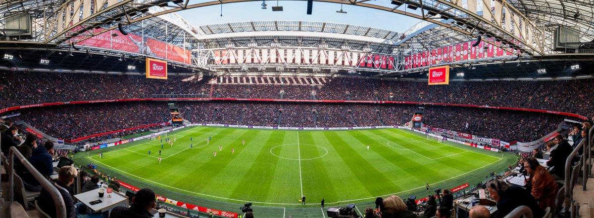test Twitter Media - 𝙎𝙊𝙇𝘿 𝙊𝙐𝙏! 🤩  ✔ Eredivisie-duels @CruijffArenA ✔ #Ajax - Getafe  ✔ #Ajax - Spakenburg https://t.co/HcxWMLFKHH