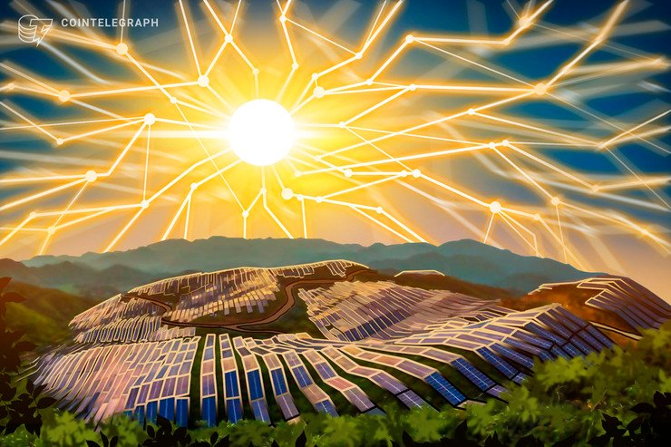 Chinese Blockchain-Based Mobile Payment Revolution: How Is the Biggest CO2 Polluter Becoming Leading World Solar Panels Producer - Cointelegraph http://dlvr.it/RNNNmKpic.twitter.com/xxgVUQ452b