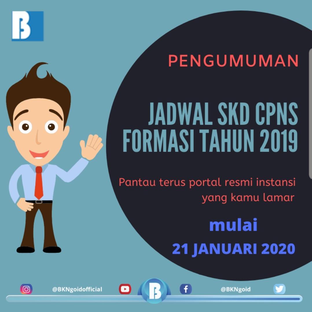 Update CPNS 2019