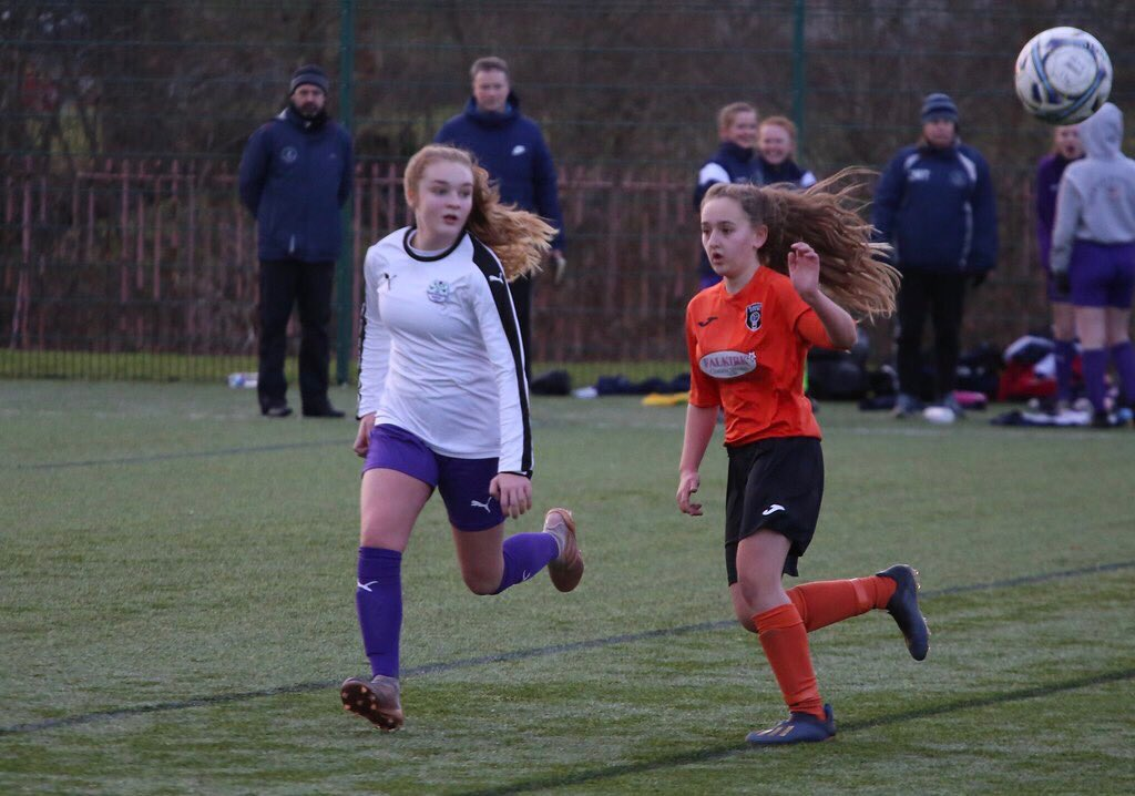 Action Shots: Glasgow City U17's v Boroughmuir Thistle U19NPL in Glasgow yesterday. Part 2 of epic contest following last week's game in Edinburgh. Fab pre-season work out for both. Games on both Friday & Sunday this week as prep steps⁦ up a notch @BTFC07⁩ Credit: Al Friendpic.twitter.com/5xUJMcHtbL