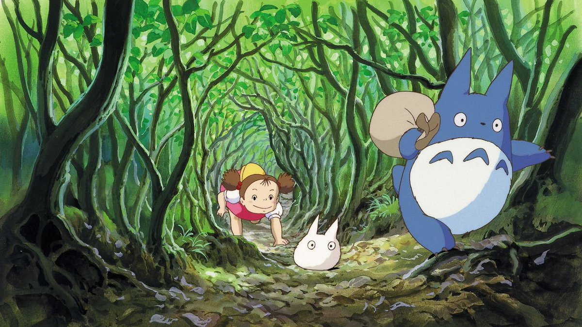 NETFLIX estrenará en su catálogo 21 películas de STUDIO GHIBLI. El próximo 1 de Febrero estarán disponibl las 7 primeras: Castle in The Sky, Totoro,Kiki's Delivery Service, Only Yesterday,Porco Rosso, Tales From the earthsea yOcean Waves. Cada día 1 del mes se sumarán 7 más.
