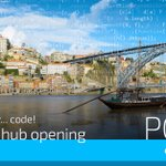 Image for the Tweet beginning: All #Porto-based techies out there!🤓