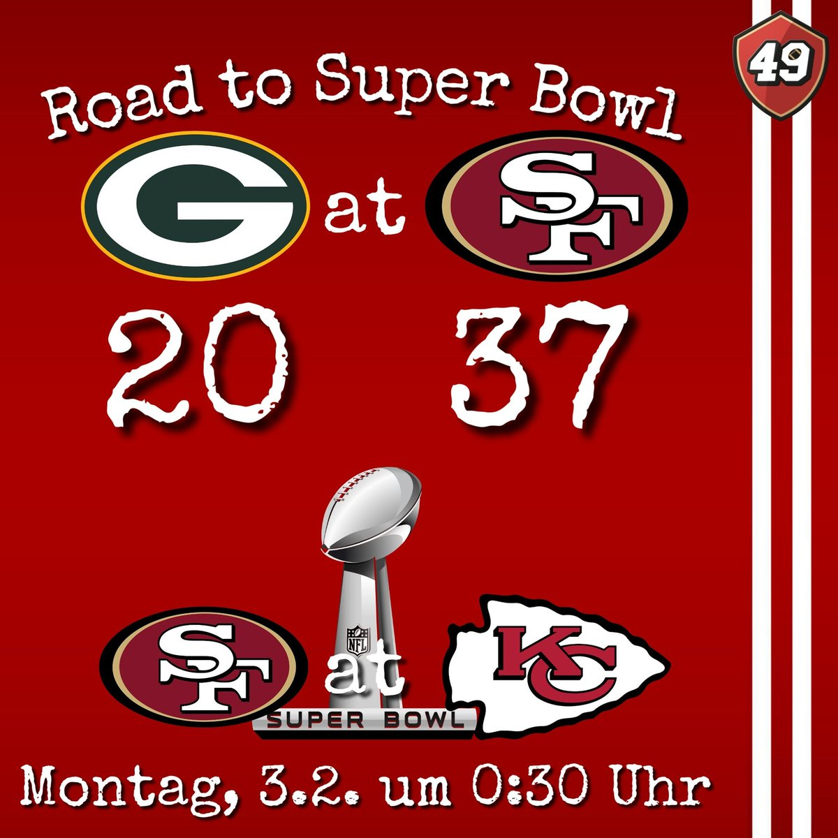 #GoNiners